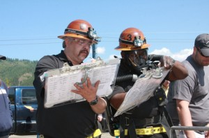 Greens Creek miners respond to Pogo fires