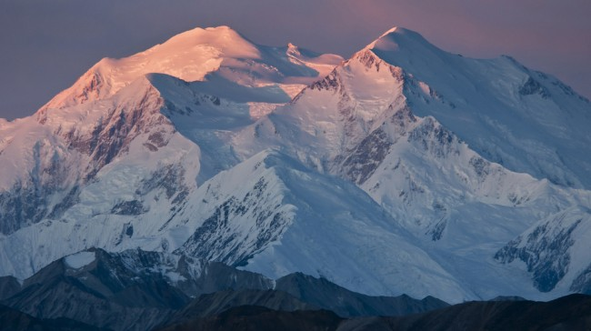 Mount McKinley will be officially renamed Denali, President Barack Obama announced Sunday.