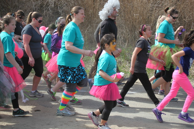 Girls on the Run 2014