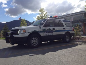 Juneau police vehicle