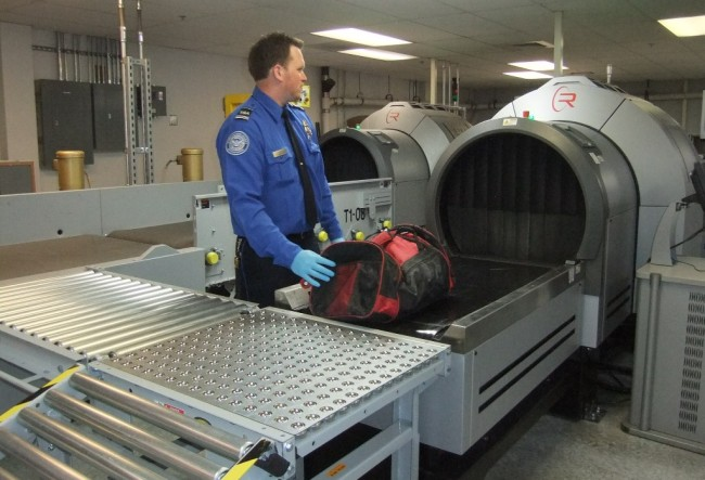 Juneau Airport Gets Second Scanner For Checked Baggage